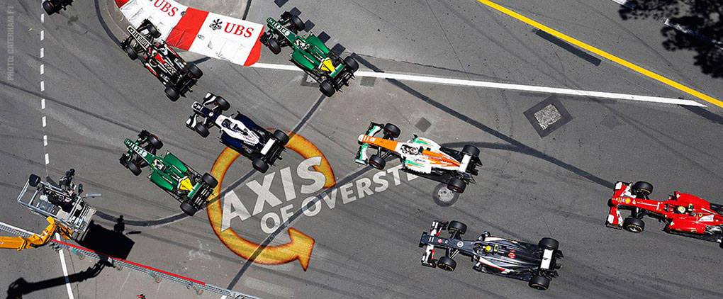 Axis Of Oversteer